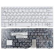 Клавиатура для ноутбука Asus Eee PC 1001H, 1001HA, 1001HAG, 1001P, 1001PG, 1001PQ, 1001PQD, 1001PX, 1001PXD, 1005H, 1005HA, 1005HAB, 1005HAG, 1005HR, 1005P, 1005PE, 1005PEB, 1005PEG, 1005PG, 1005PR, 1005PX, 1005PXD, 1008H, 1008HA, 1008P, T101M Белая