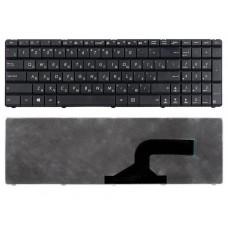 Клавиатура для ноутбука Asus A52, A54, A55, A72, B53, F50, F55, F70, K54, K55, N50, N53, N60, N70, N73, P52, P53, PRO5, PRO61, PRO63, PRO64, PRO78, PRO7B, W90, X52N, X54, X55, X5, X61, X75 Черная