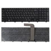 Клавиатура Dell Inspiron 17R 5720, 17R N7110, 17R SE 7720, XPS 17 L702X, 0MV28W, V119725AS3, AER09700110 Черная с рамкой