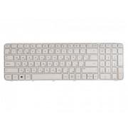 Клавиатура HP Pavilion G6-2000, G6-2100, G6-2200, G6-2300 Белая, с рамкой