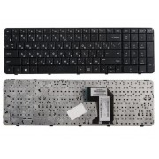 Клавиатура HP Pavilion G7-2000, G7-2100, G7-2200, G7-2300, 674286-251 Черная с рамкой