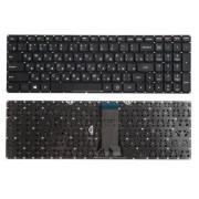 Клавиатура для ноутбука Lenovo IdeaPad Flex 15, 15D, G500S, G505, G505A, G505G, G505S, S500, S510, S510P, Z510 Черная, без рамки
