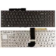 Клавиатура Samsung NP-RC530, NP-RF510, NP-RF511, NP-SF510, NP-SF511, BA59-02795A Черная, без рамки