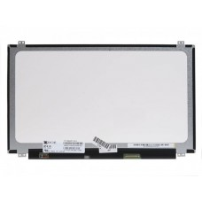 "Матрица для ноутбука 15.6"" N156BGE-L41, LP156WHB-TLA1, LTN156AT20, LTN156AT30 (Ультратонкая, 1366x768, разъём 40pin снизу справа, ушки сверху снизу) Глянцевая"